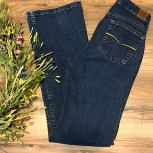 Wrangler Classic Blues Jeans 4 Long